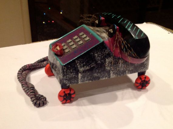 Hollis Fingolds' Phoneys FUNKY FUNCTIONAL ART by LosElementos