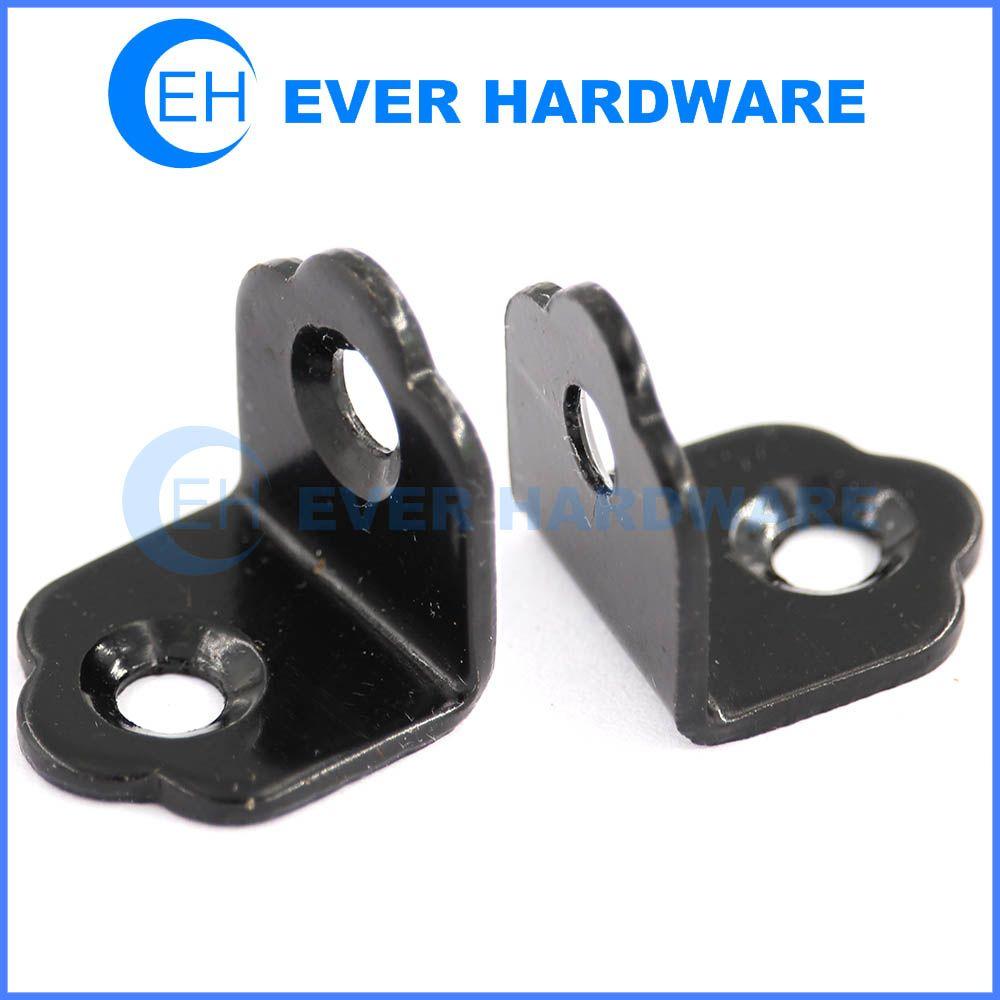 Adjustable angle shelf brackets black l brackets for shelving ...