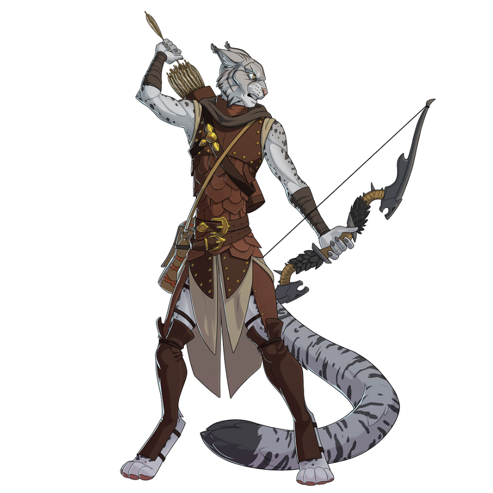 So Here S River The Tabaxi Fighter Though My Autocorrect Is Very Insistent That In 2020 Dungeons And Dragons Characters Pathfinder Character Fantasy Character Design My group started calling him moon moon and i don't think we'll ever escape that now. so here s river the tabaxi fighter