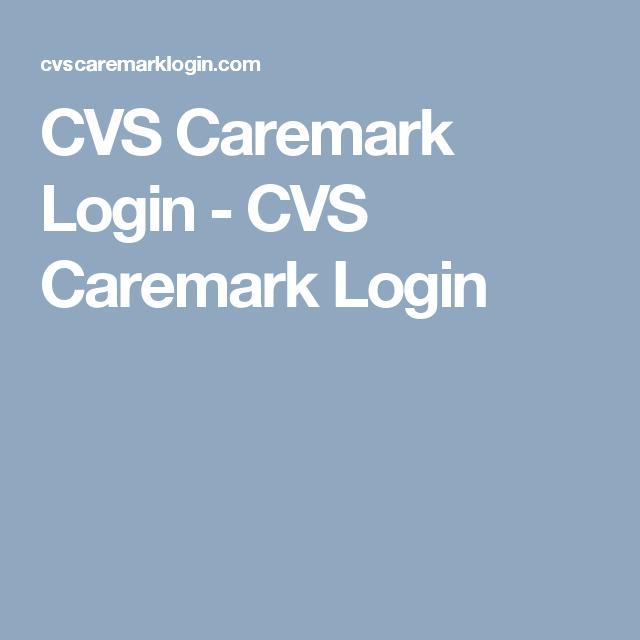 CVS Caremark Login - CVS Caremark Login   CVS Caremark