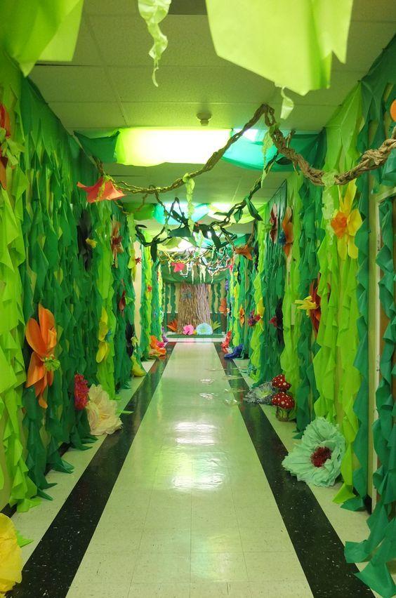 Image Result For Decorating A Room Like Rainforest
