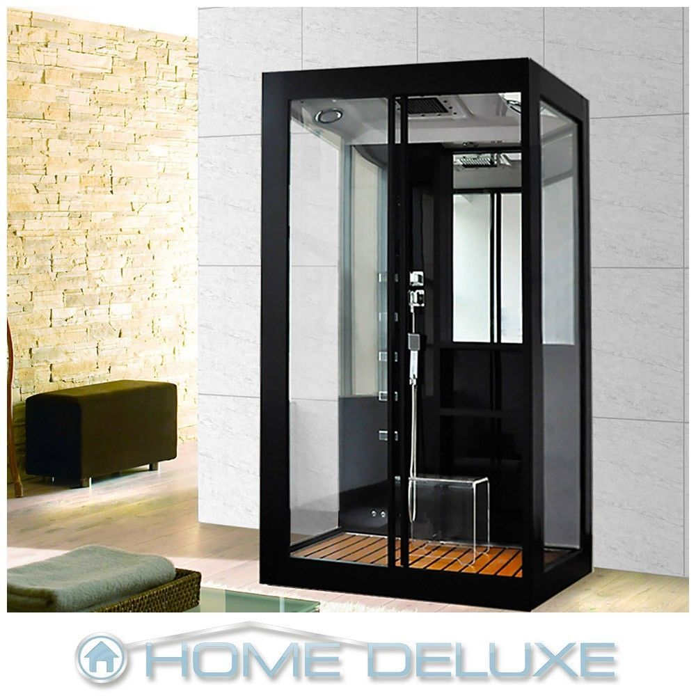Steam Shower Cabin Shower Cubicle Shower Temple Steam Bath in Home ...