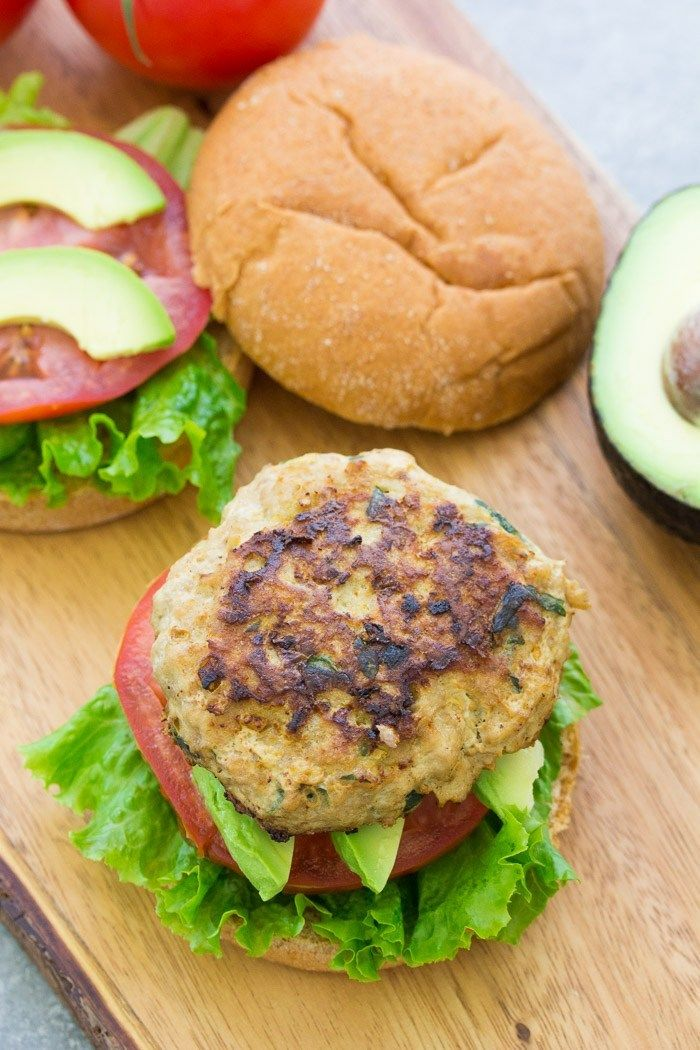 The Best Juicy Flavorful Turkey Burgers This Easy Homemade