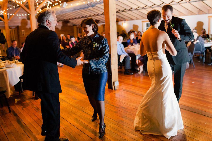 wedding reception crowne plazspringfield il%0A  Wedding at industrial raw Loft at the Red Building  venue in Astoria   Oregon