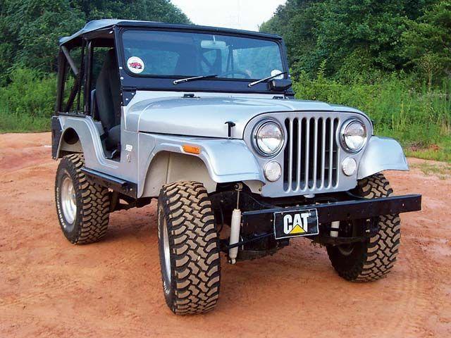1971 Cj5 Light Blue With Black Top Badass Jeep Jeep Garage
