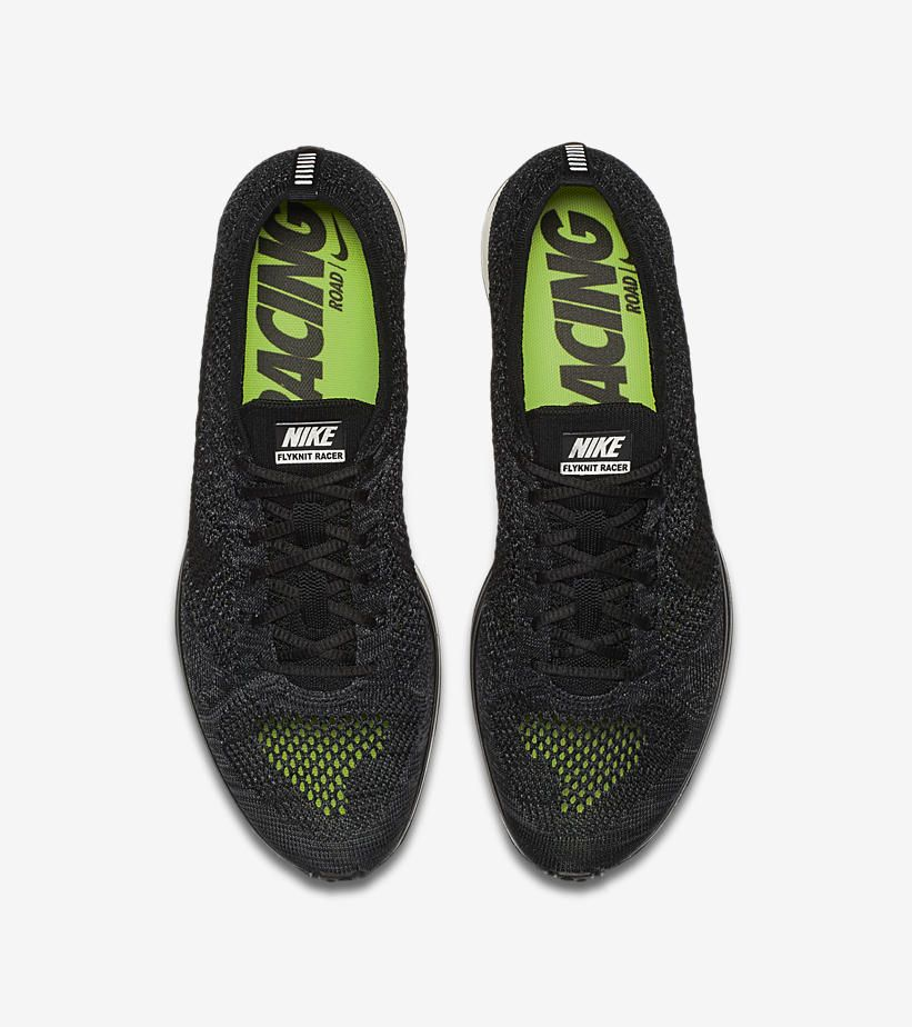 3135d6de8453 Another Black Nike Flyknit Racer To Release Soon