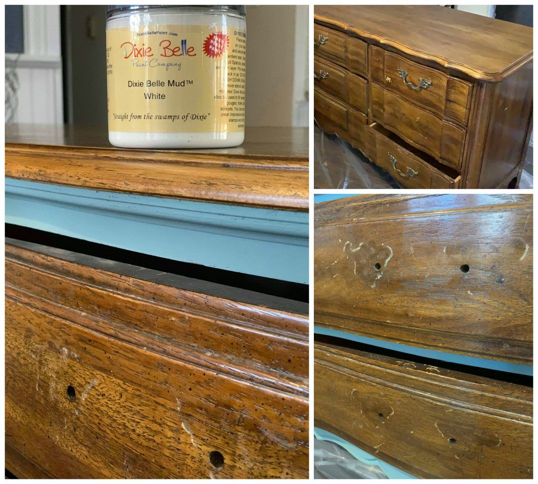 The Best Wood Filler For Your Furniture Hardware Holes in