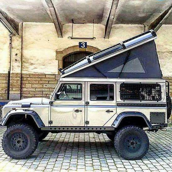 Best 25+ Defender Camper Ideas On Pinterest