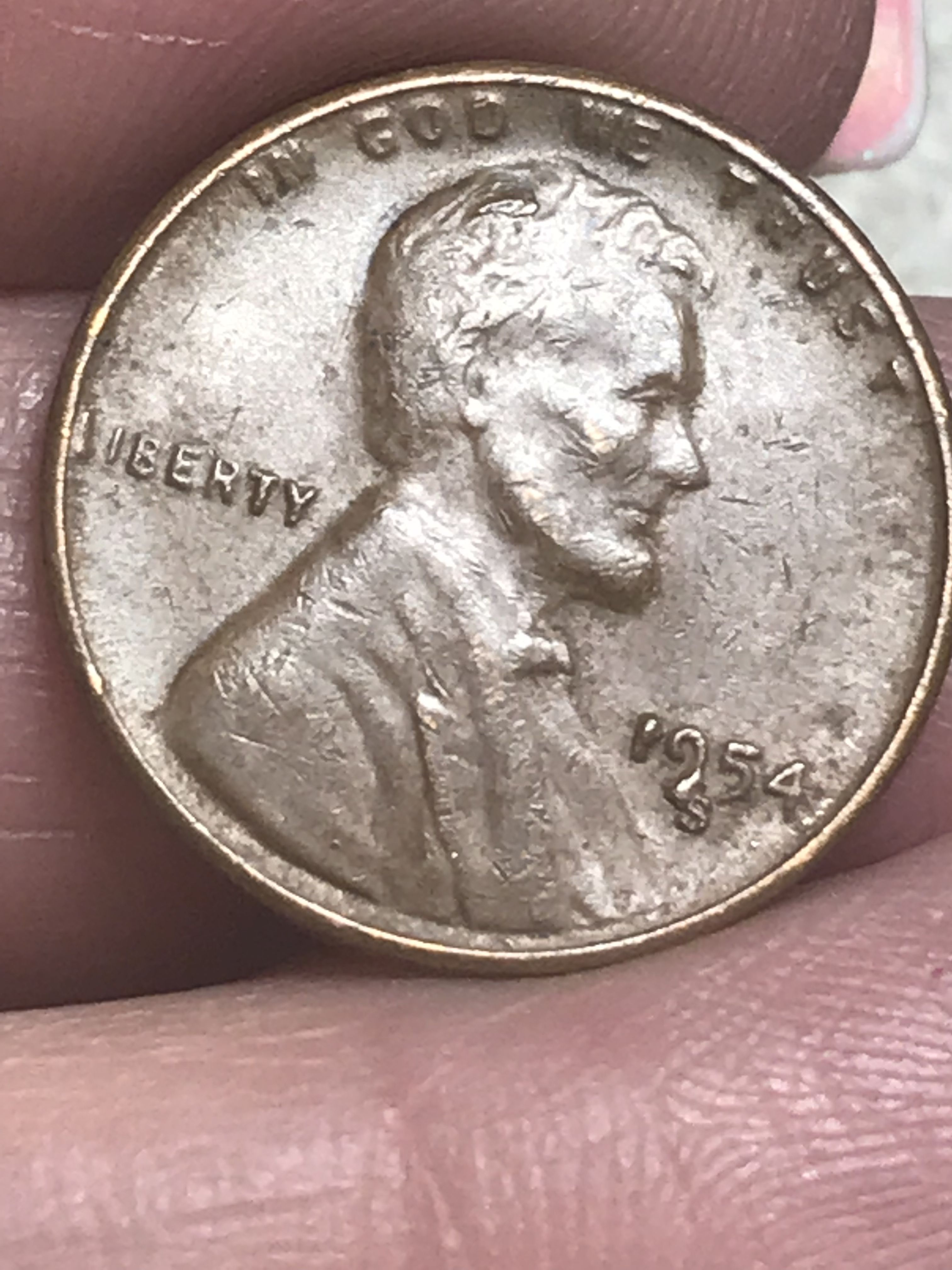 1936  LINCOLN WHEAT CENT #18