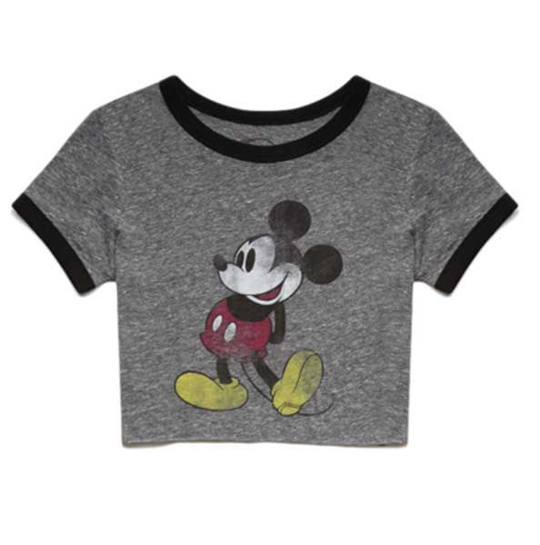 9a88ccafabfd1 The Best Mickey Mouse Crop Tops | Dream closet | Crop tops, Tops ...