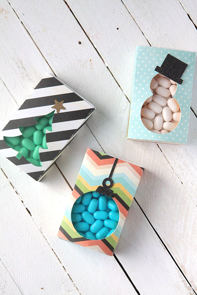 Easy christmas tic tacs cute gift for friends neighbors for Easy crafts to make for friends