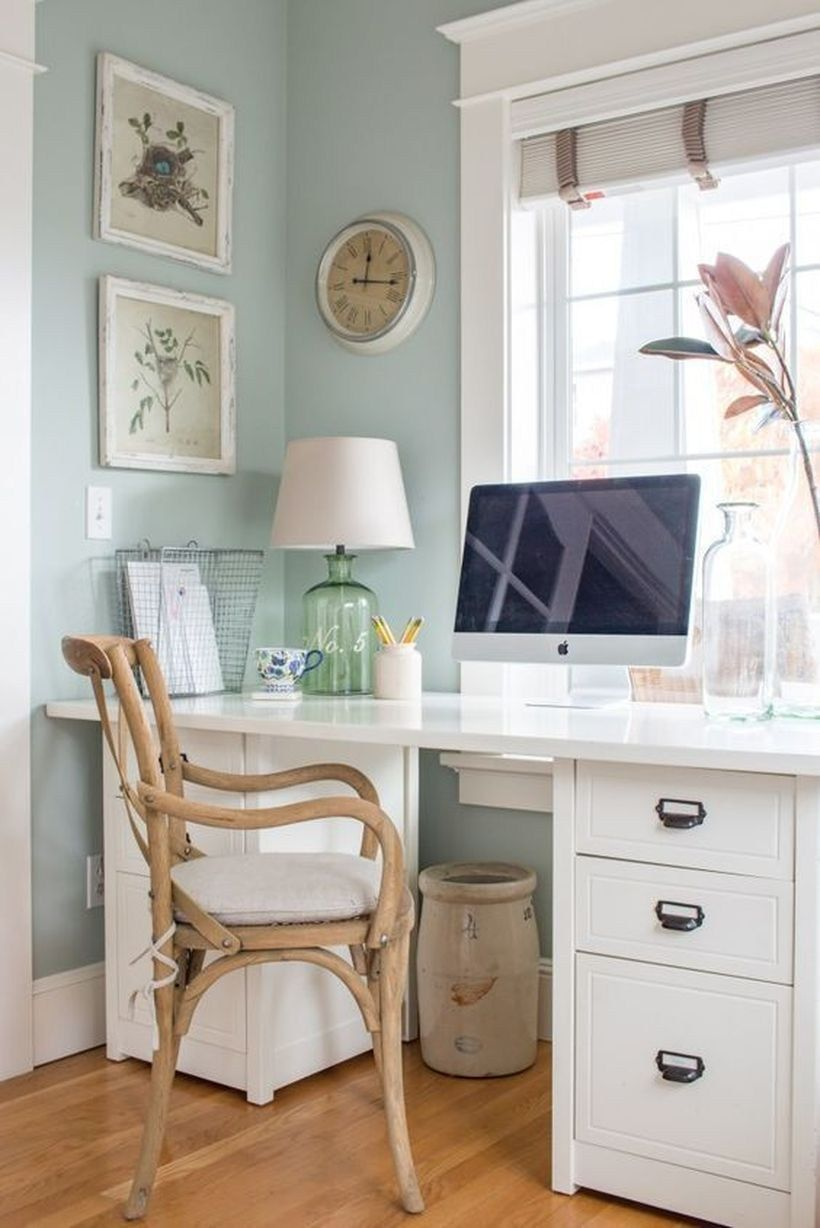 36 Affordable Home Office Decoration Ideas To Give You
