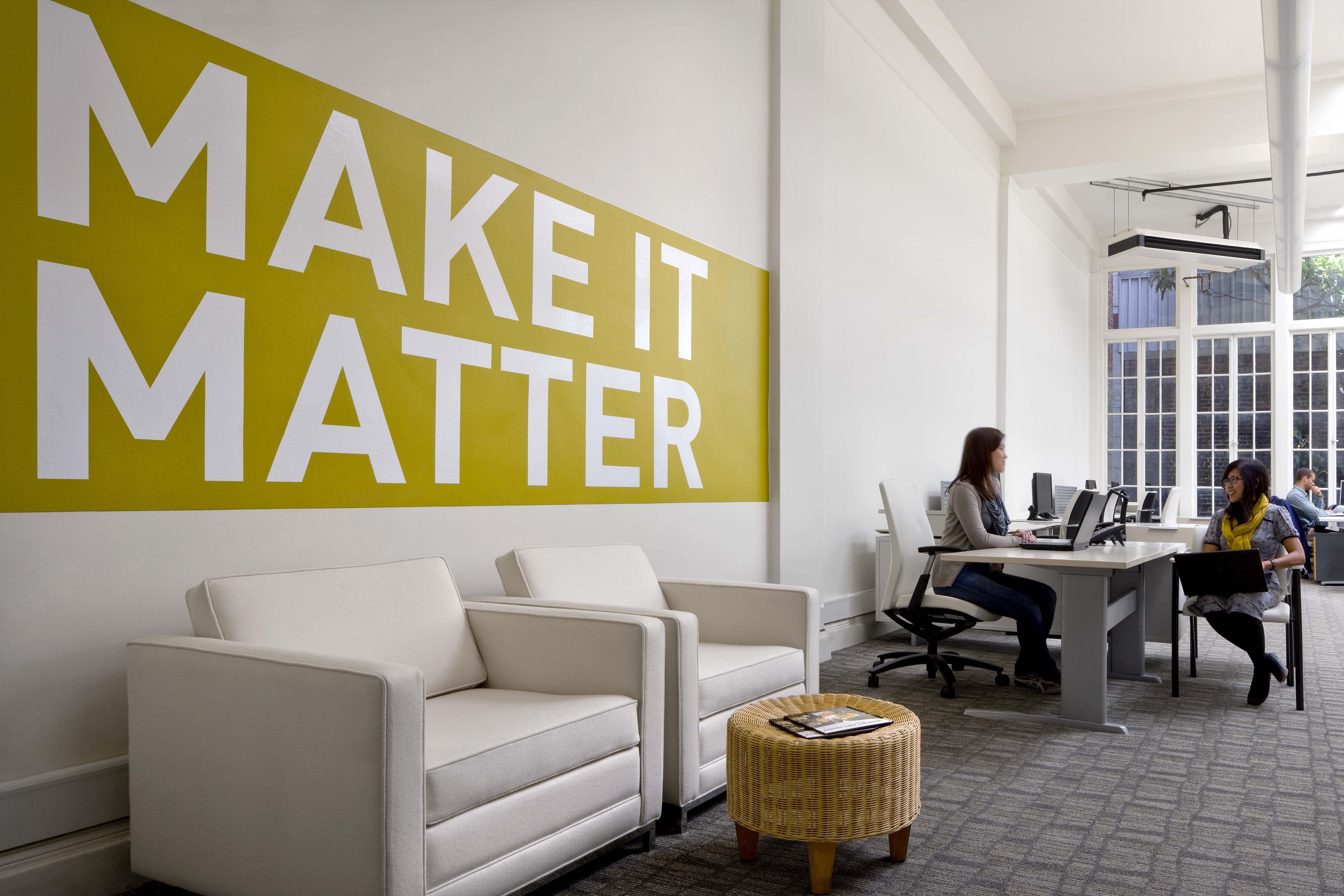 Taproot Foundation | San Francisco, CA | HOK | SideMark ...