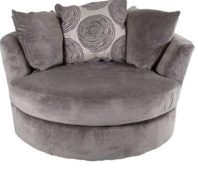 Tremendous Albany The Teddy Bear Groovy Smoke Swivel Chair In 2019 Inzonedesignstudio Interior Chair Design Inzonedesignstudiocom