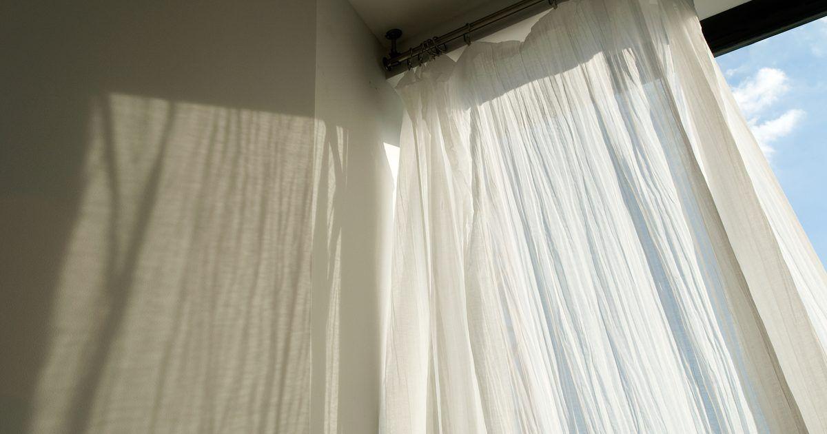 Cómo hacer una cortina con plisado francés Plisado, Cómo hacer y