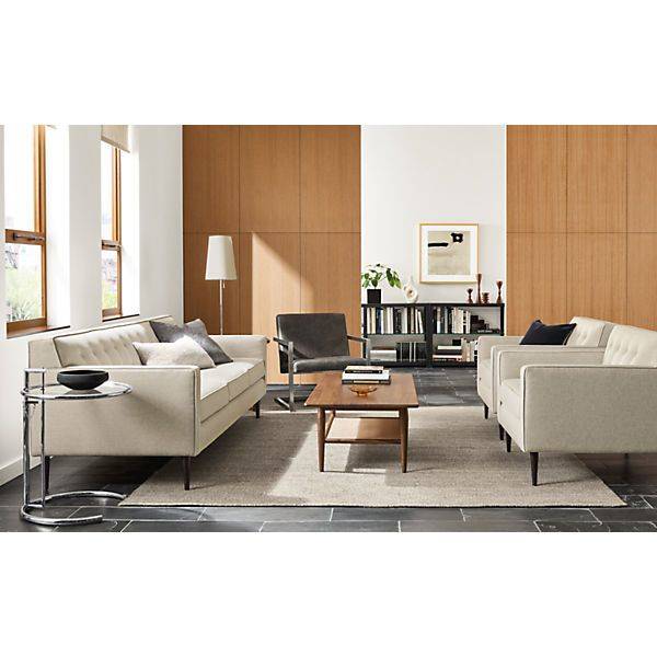 Holmes Sofas   Modern Sofas   Modern Living Room Furniture   Room U0026 Board