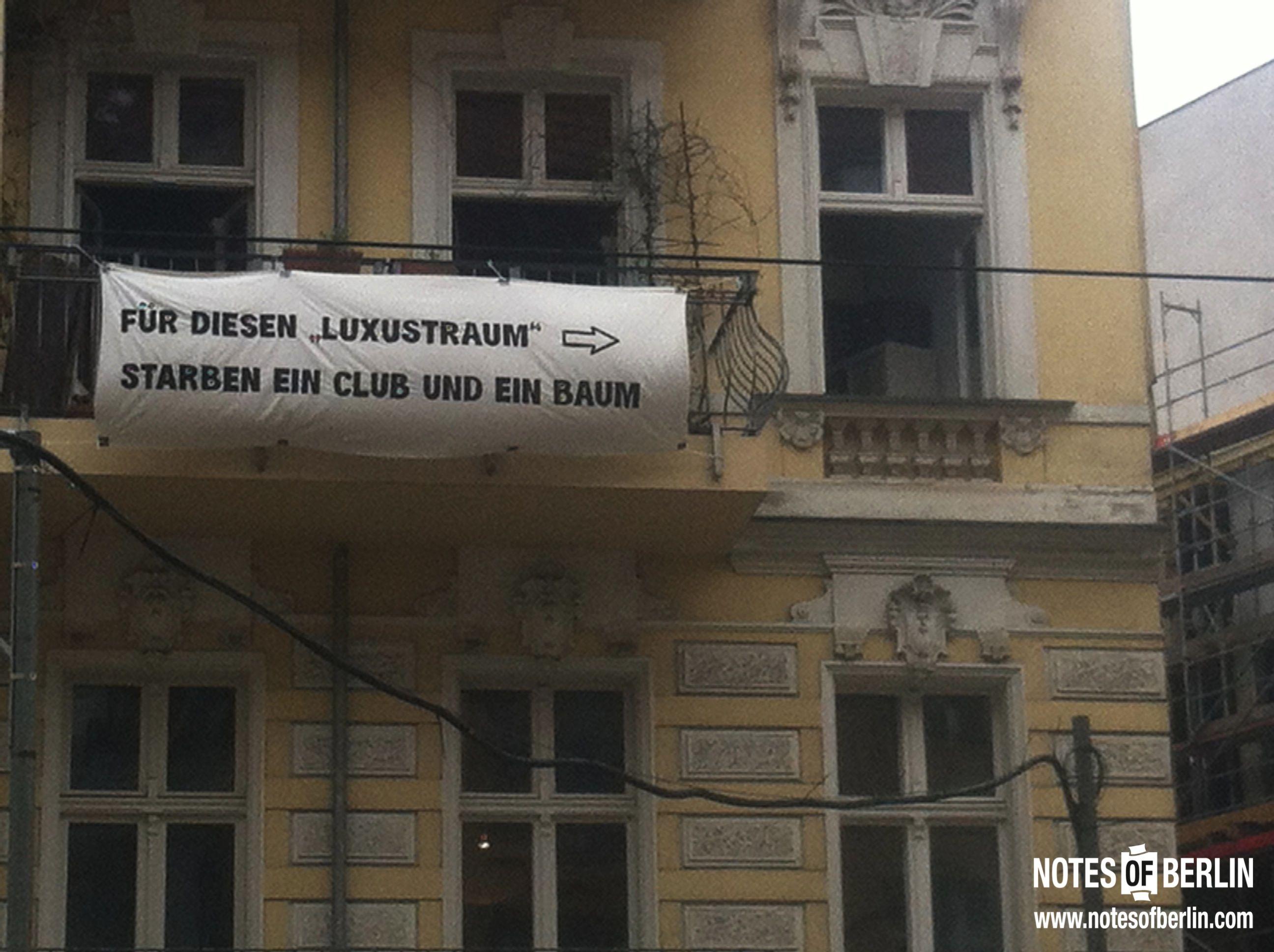 Pappelallee | #Prenzlauerberg // Mehr #NOTES findet ihr auf www.notesofberlin.com