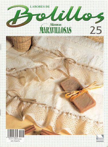 Labores Bolillos 25 - Victoria sánchez ibáñez - Picasa-Webalben