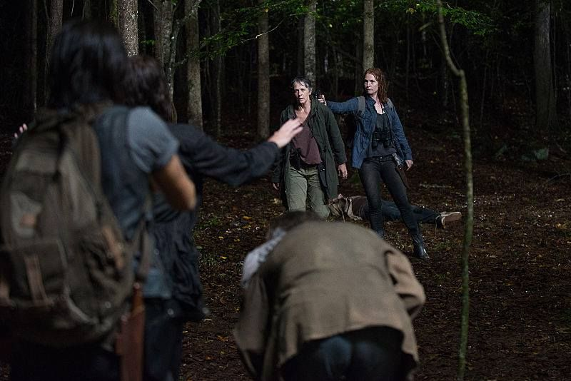 Pin By Yomayra Maryori On The Walking Dead The Walking Dead Melissa Mcbride Alicia Witt