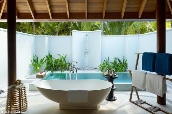 Design Inspiration Fabulous Hotel Bathrooms From Around The World Simple Luxury Outdoor Bathrooms Design Decoration