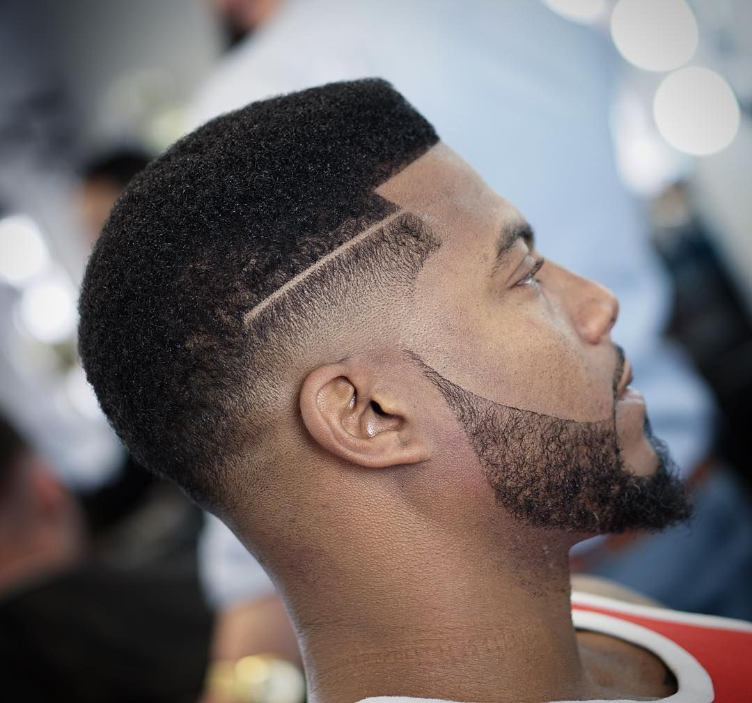 Pin em Cutz  |Barber Hair Designs For Black Men