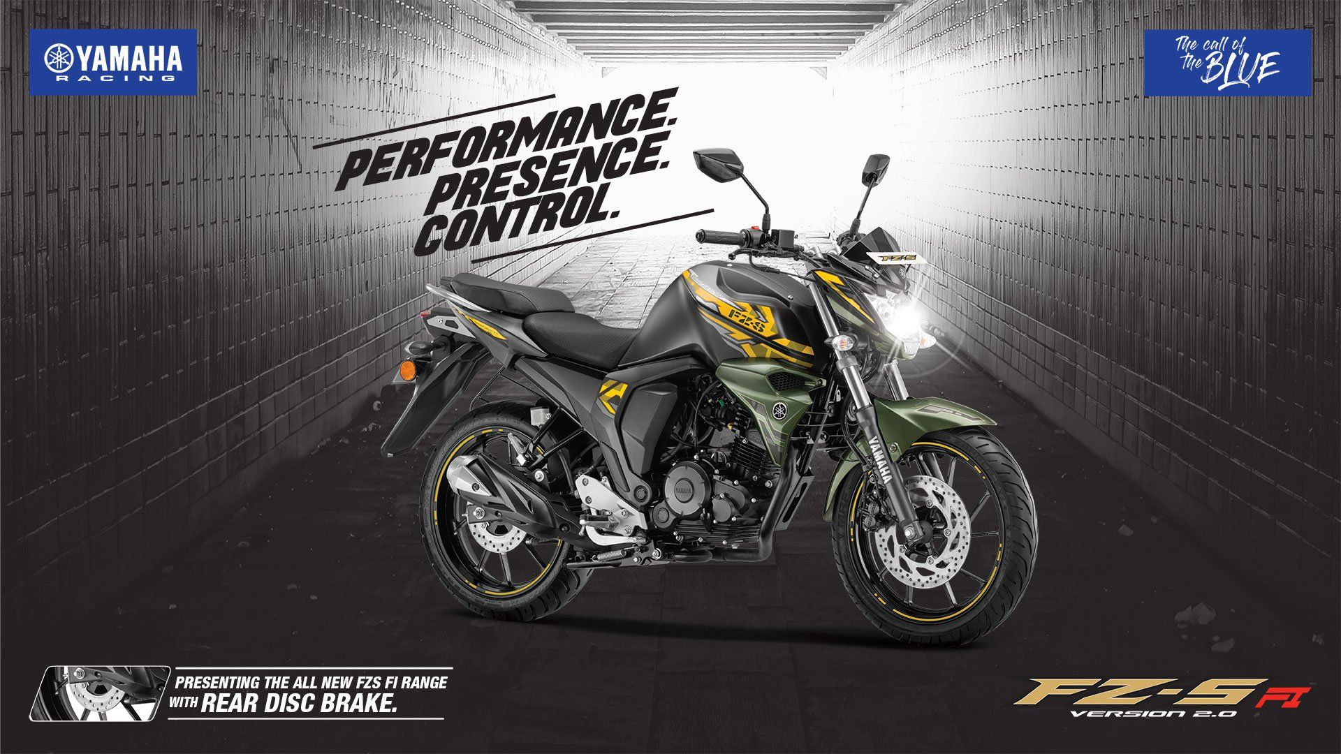 Yamaha Fzs Fi Abs Price Colour Mileage Features