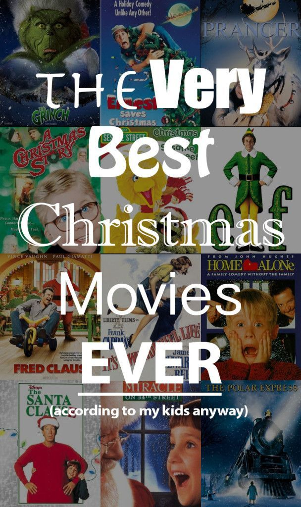 The very best Christmas movies ever