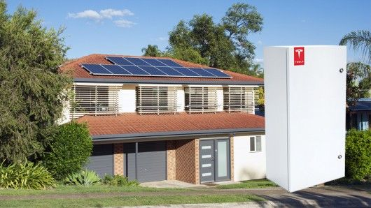 Tesla Gearing Up For Release Of Batteries For The Home Solar Car Battery Water Solar Power Diy