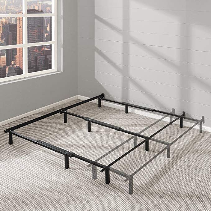 Wonderful Best Price Mattress Adjustable Bed Frame   7 Inch Metal Platform Beds W/  Heavy Duty Steel Construction Compatible With Twin, Full, And Queen Size  Review