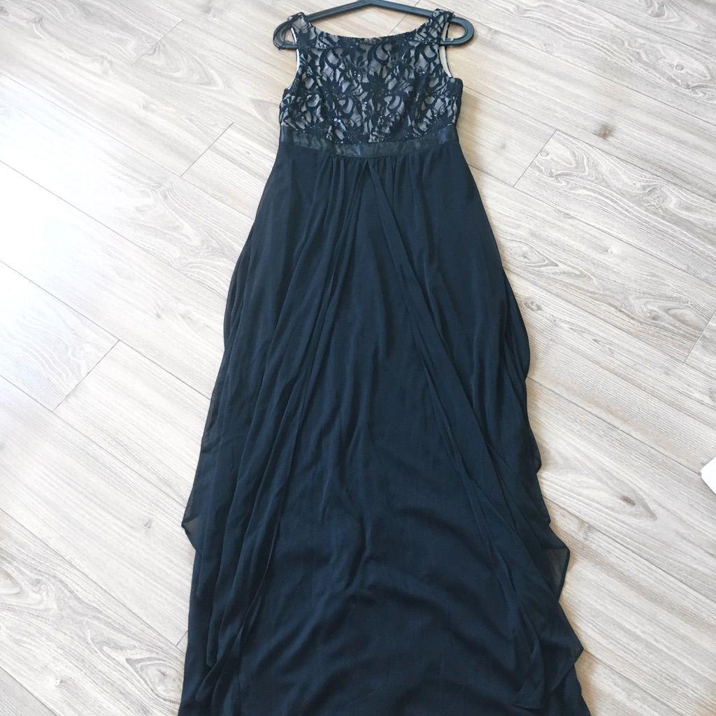 Scarlett nite dress black tie gown products pinterest black
