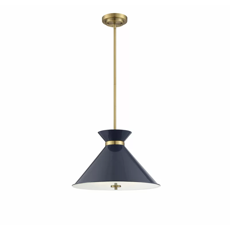 Somerset 3 Light Single Cone Pendant In 2020 Ceiling Lights