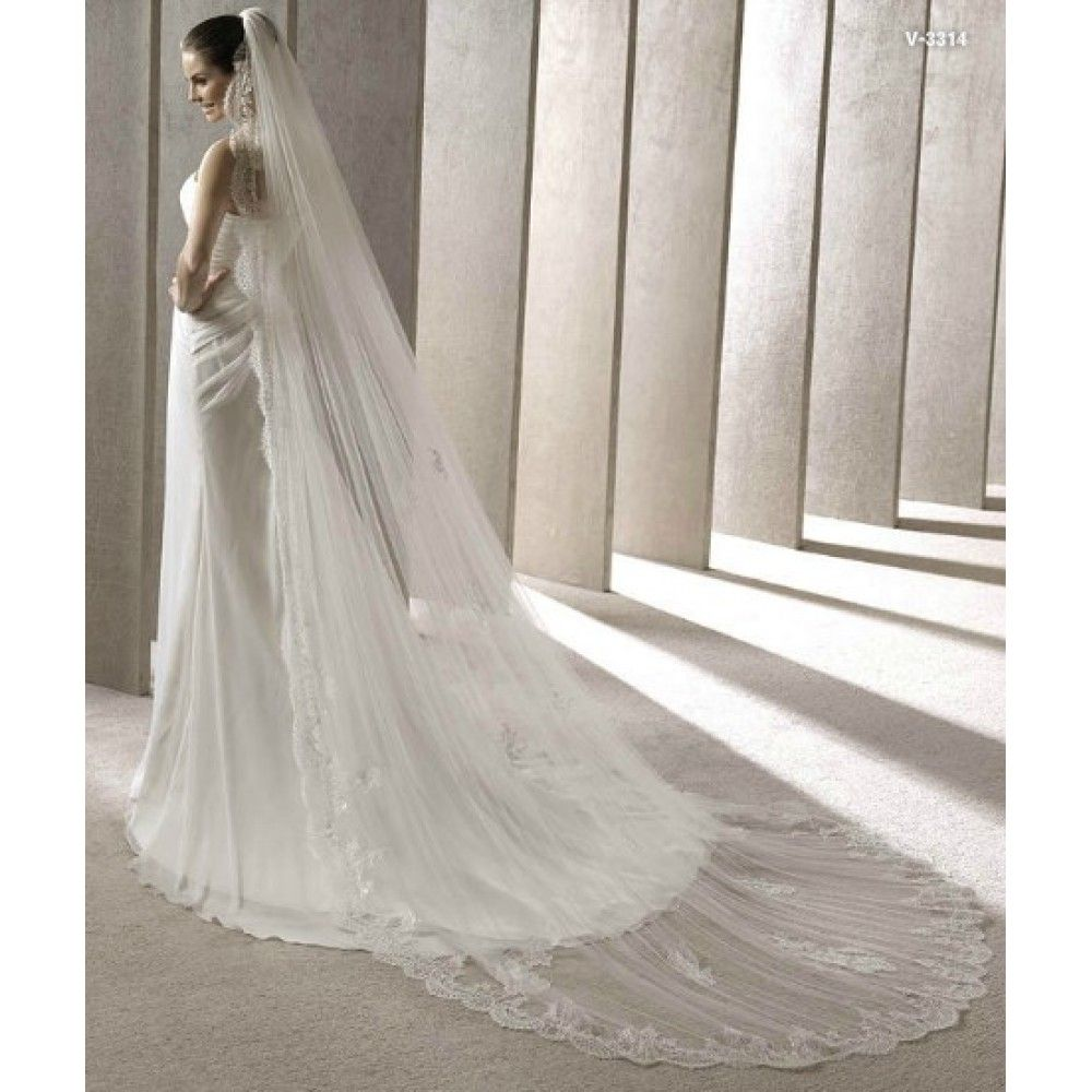 Wedding Veils Cathedral Length Google Search
