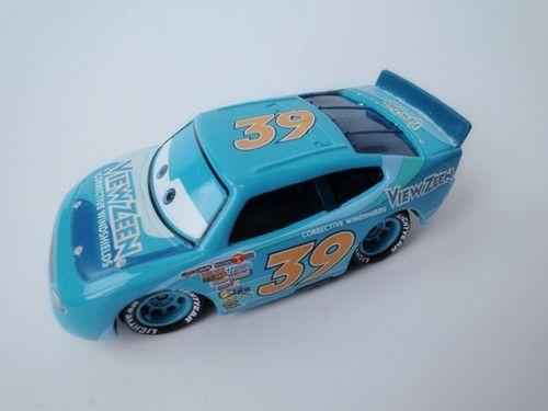 Kk01 Original Pixar Car Movie 1 55 Metal Diecast Racer No 39 View