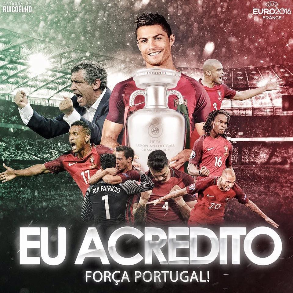 Força Portugal🇵🇹Eu acredito❤️💛💚Vamos Seleção Portuguesa⚽️A taça é nossa😍Vamos ganhar🎉🎊 #final #portugalnafinal #serportuguês #tenhoorgulhoemserportuguesa #portugal #seleçãoportuguesa #seleçãonacional #seleçãodasquinas #força #forçaportugal #proud #orgulho #euro2016 #eurofrance2016 #euro2016france #uefa #uefa2016 #uefaeuro2016 #fifa #fifa16 #eurouefa #frança #france #POR #futebol #naosomos11somos11milhões…