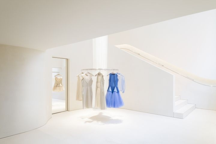 Christopher Kane Store by John Pawson, London – UK » Retail Design Blog