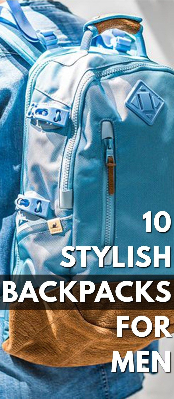 Top 10 Best Backpacks for Men