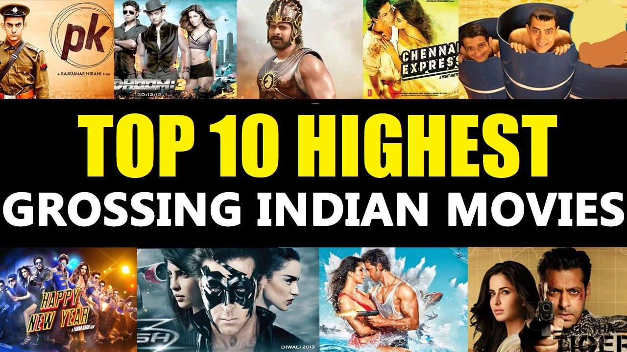 Top 20 Highest Grossing Movie Of All Time In India Highest Grossing Movies Hindi Movies Romantic Movies