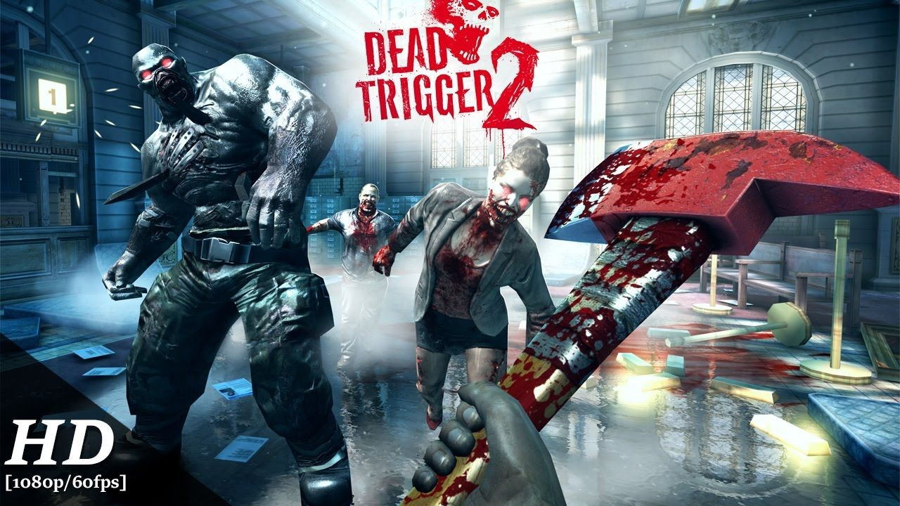 Dead Trigger 2 Apk For Android Money Download Best Zombie Best Games Fps