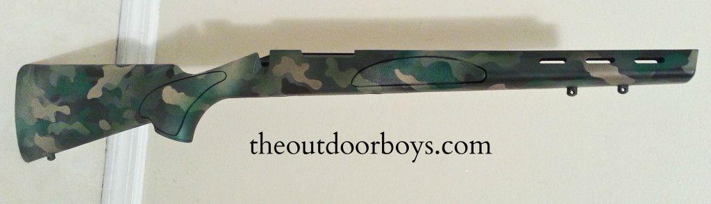 DIY stock painting - Remington 700 | Guns | Camo spray paint