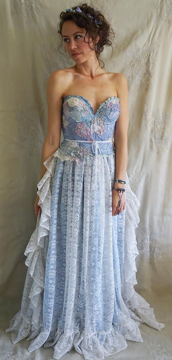 Bluebird Gown by Fable Dresses on Etsy | new dresses | Pinterest ...