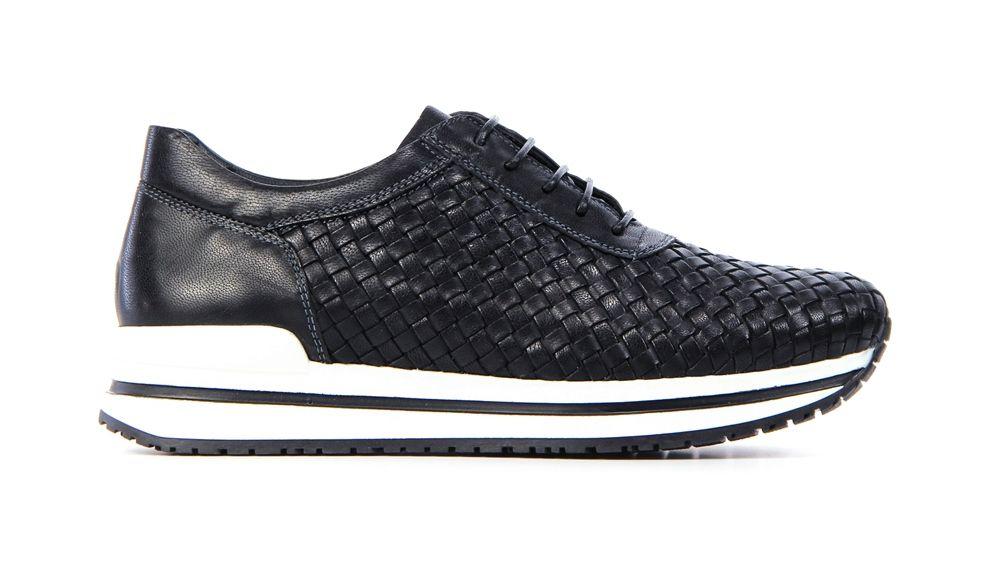 Hippe Laura Bellariva 5014i Zwart Sneakers van het merk Laura Bellariva voor Dames . Uitgevoerd in Zwart gemaakt van .