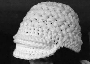 Schirmmütze Häkeln Und Stricken Pinterest Crochet Crochet