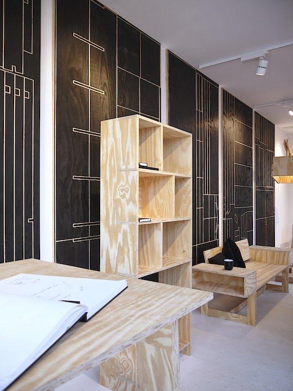 Karwei DIY ideas | 1 Plywood Furniture by Даниил Лев | Pinterest ...
