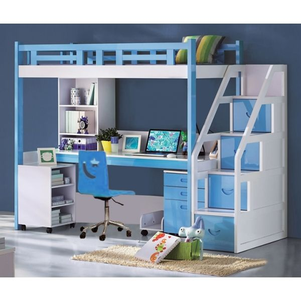 Study Table And Bed Attached Google Search Interiors Pinterest