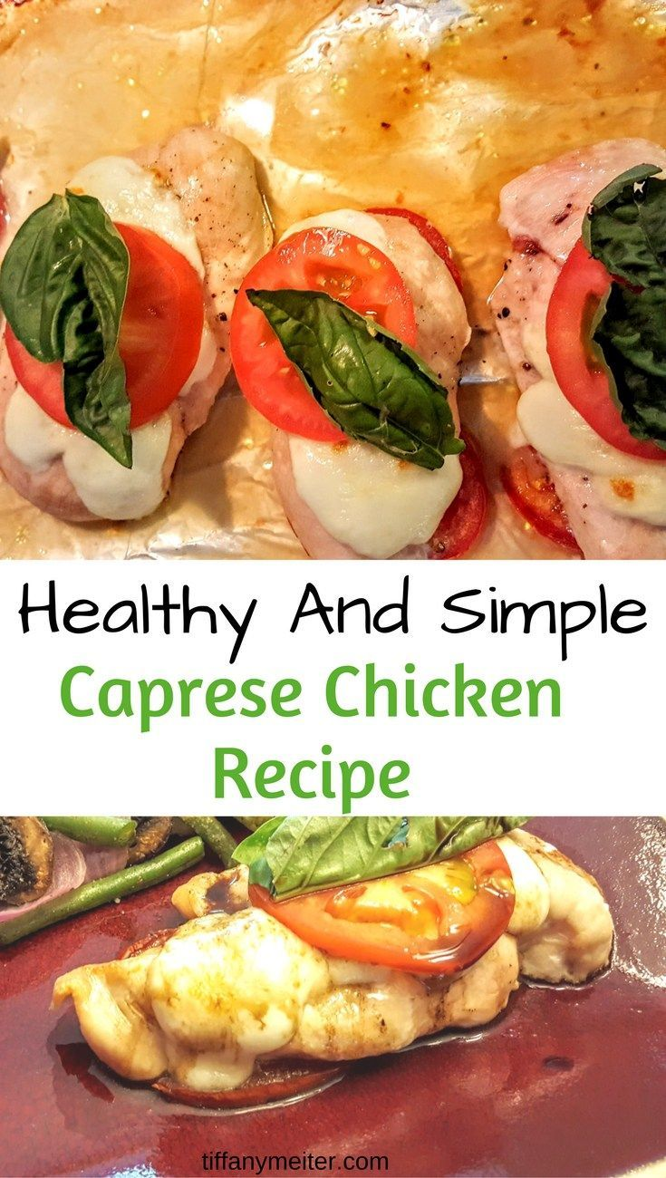 Healthy recipe healthy and simple dinner recipe blog sharing healthy and simple dinner recipe blog sharing pinterest healthy recipes caprese chicken and dinners forumfinder Image collections