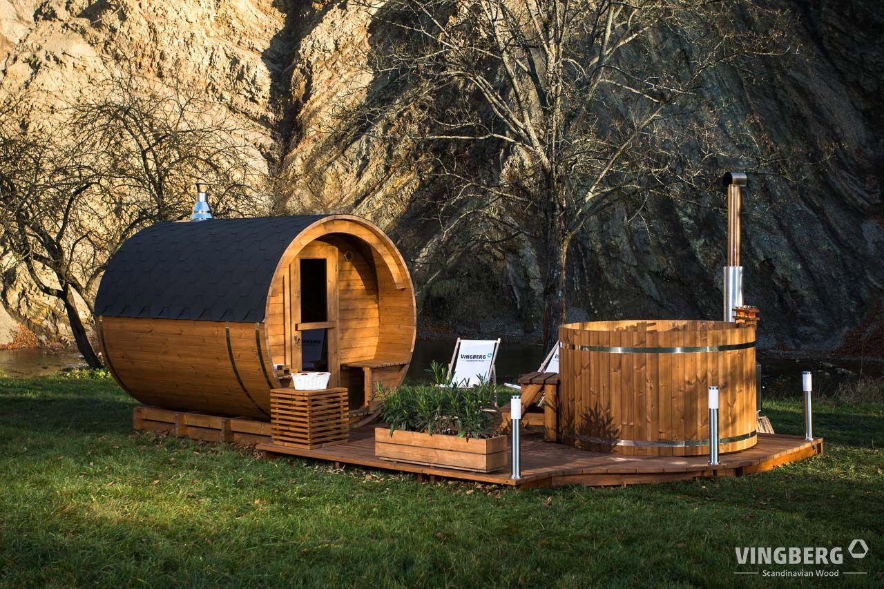 Sauna I Balia We Wlasnym Ogrodzie Outdoor Sauna Barrel Sauna Sauna House