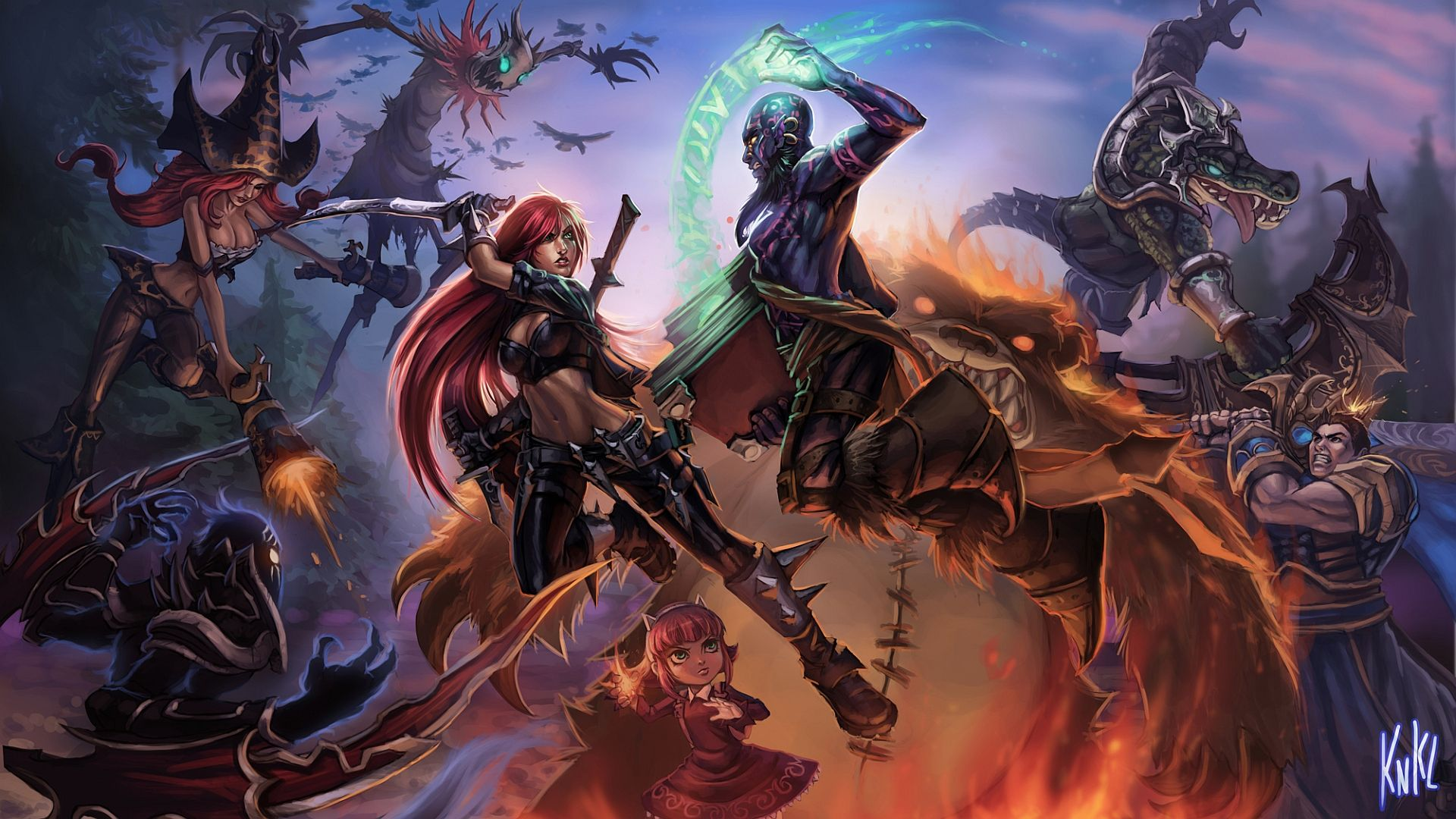 League Of Legends Wallpaper 1080p League Of Legends Game League Of Legends Lol Champions