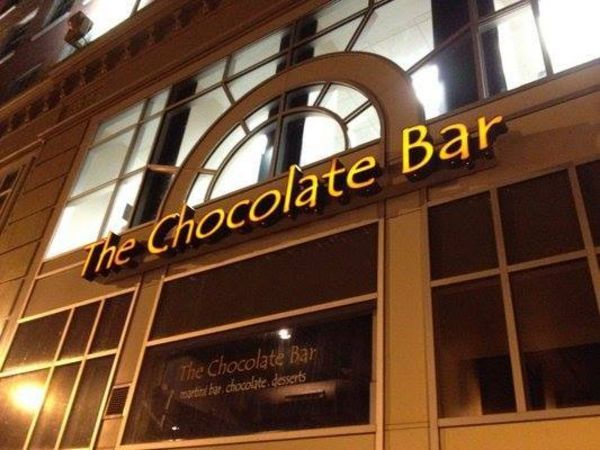 FLORINE: The chocolate bar buffalo new york