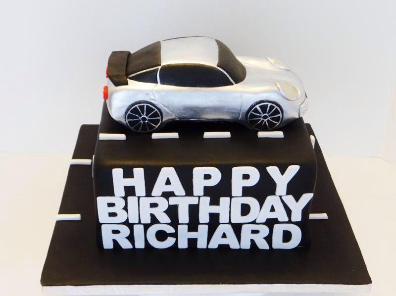 Pin by Zhou Deyu on Car cake Pinterest Car cakes Birthday