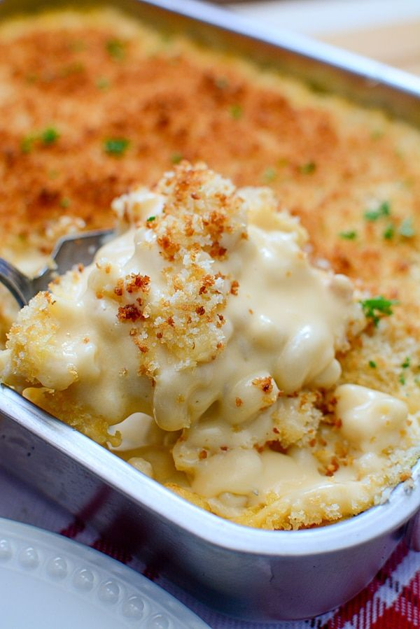 Homemade Baked Mac and Cheese images